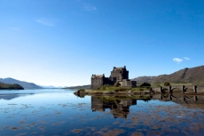 Eilean Donan Castle (image Richard Cross)