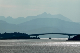 Skye Bridge from Balmacara